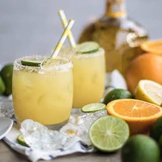 Healthy Scratch Margaritas.
