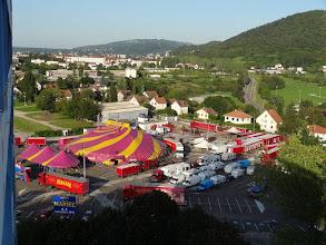 Photo: Le cirque Médrano à Micropolis
