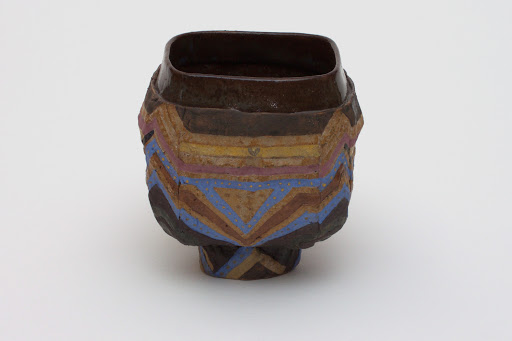 Robert Cooper Ceramic Tea Bowl 064