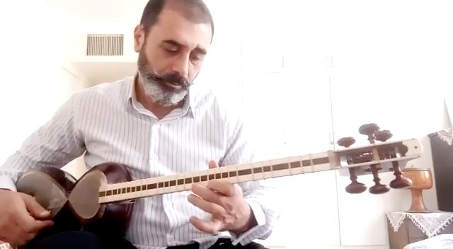 چهارمضراب دشتی سل بداههنوازی فرجام محمودی تار