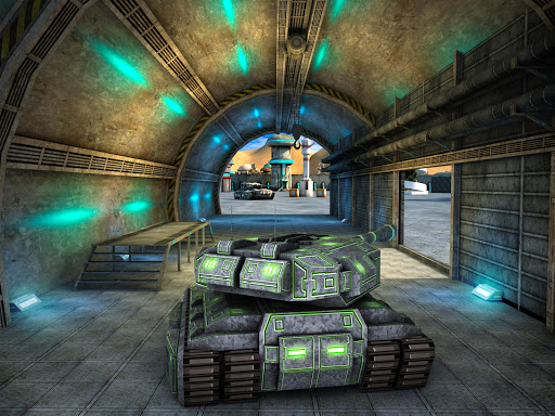 Tank Future Force 2050 1.5 screenshots 5