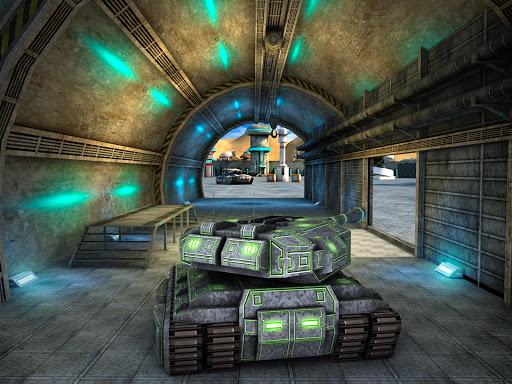 Tank Future Force 2050 APK 1.5 screenshots 5