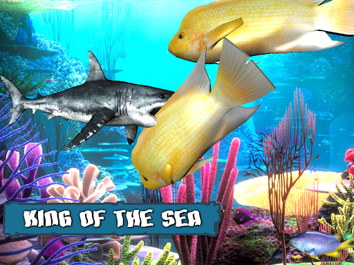 King of the Fish Tank: It's a fish eat fish world apkpoly screenshots 10
