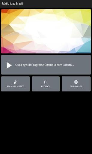 Rádio Iagt Brasil