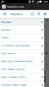 Hepgidiyor.com screenshot 1