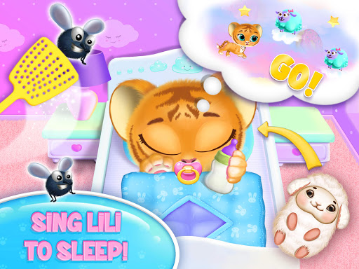 Baby Tiger Care - My Cute Virtual Pet Friend apkpoly screenshots 12
