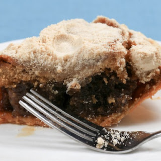 Authentic Pennsylvania Dutch Shoo Fly Pie.
