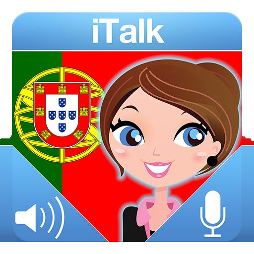 iTalk Portuguese 教育 App LOGO-硬是要APP