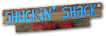 Logo for Shuckin' Shack Oyster Bar - Surf City