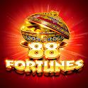 88 Fortunes - Casino Games & Free Slot Machines icon