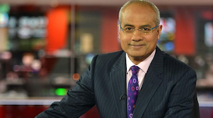 George Alagiah has bowel cancer again