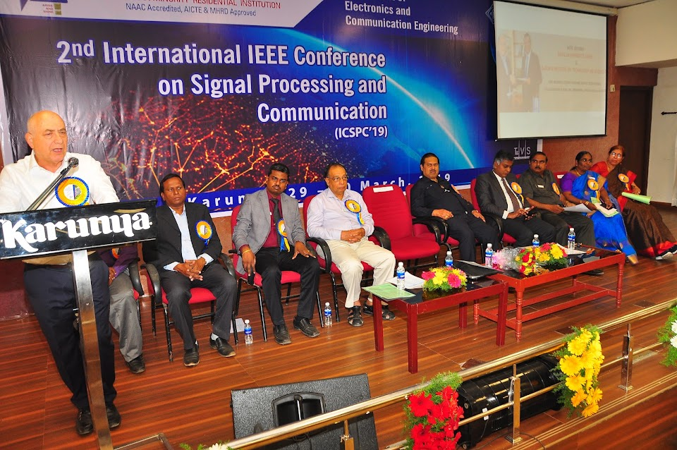 IEEE Conference on Signal Processing and Communication
