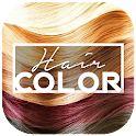 Change Hair Color on Pictures icon
