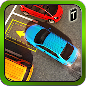 Amazing Car Parking Game icon