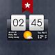 Sense Flip Clock & Weather (Ad-free) Android apk