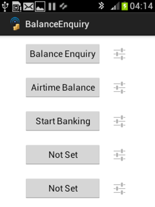 Balance Enquiry USSD Codes