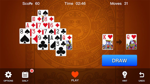 Pyramid Solitaire 1.27.5009 6