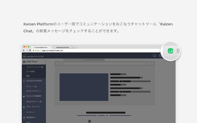 Kaizen Chat Notifier