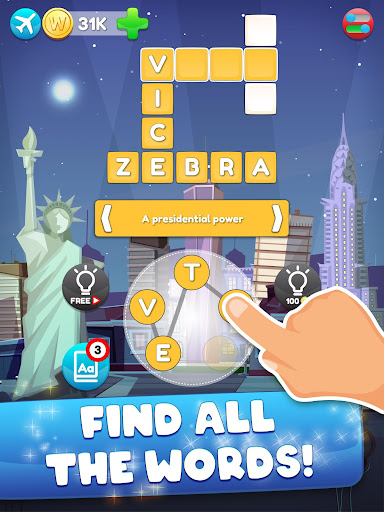 Word Travels ud83cudf0e Crossword Puzzle 2.1.7 13