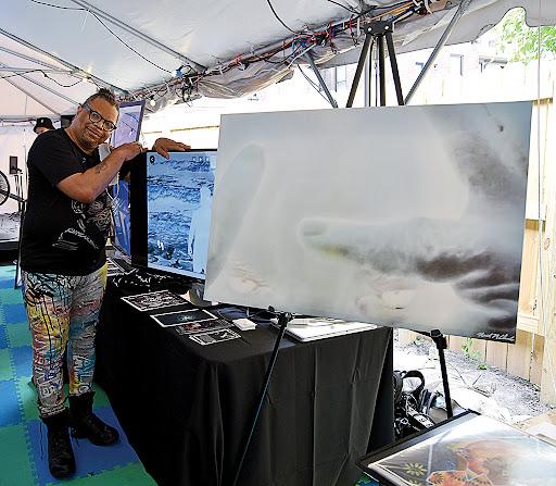 On the Scene: 1Hood Media's 'Art as Liberation' Juneteenth Celebration