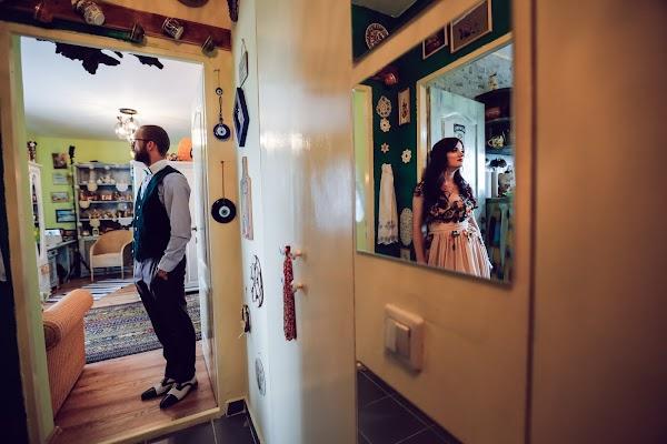 Wedding photographer Gina Stef (mirrorism). Photo of 02.03.2018