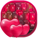 Hearts Keyboard icon
