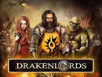 Drakenlords – Magic DuelsトレーディングカードゲームTCG