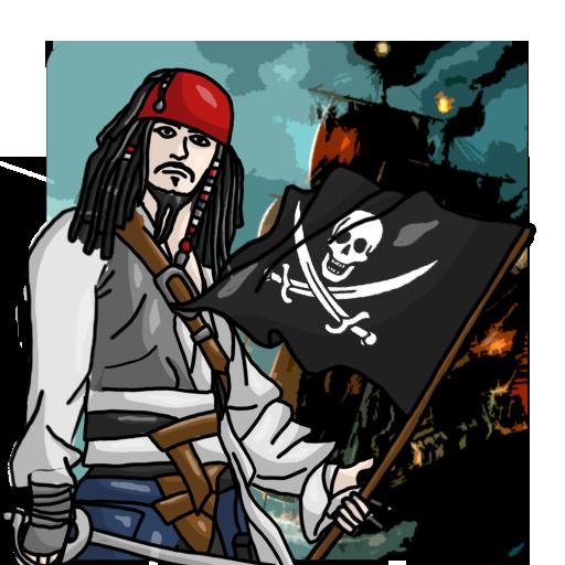 繪製加勒比海盜 教育 App LOGO-APP試玩