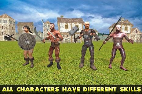 Snakes War 3D screenshot