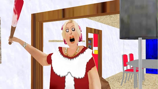 Scary Santa Granny Horror mod 2020 Apk Download For Android 3