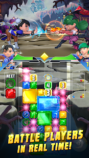 Puzzle Fighter- screenshot thumbnail
