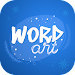 Word Art: Quote maker, Text maker - Stylish text icon