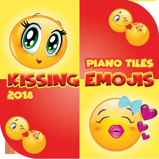 Kissing Emojis - Piano tiles 20  file APK Free for PC, smart TV Download