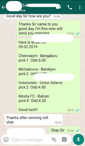 Alpha Betting Tips Correct Score screenshot 7