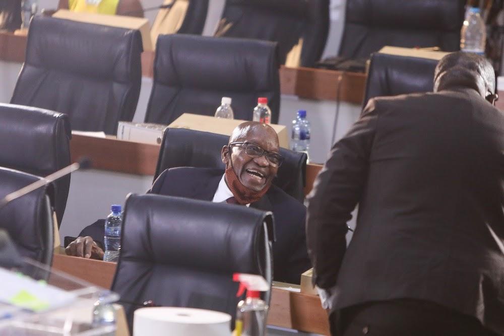 WATCH   'We're not friends' — Zondo vs Zuma on recusal application