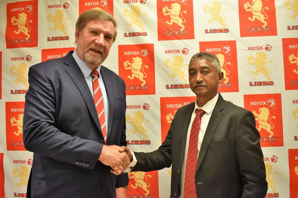 Neville Jardine is new Golden Lions president