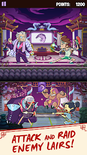 Kung Fu Clicker: Idle Dojo Mod Apk (Free Shopping + God Mode) 4