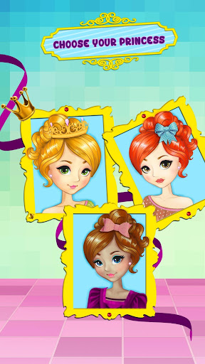 Princess Tailor Boutique Screenshot
