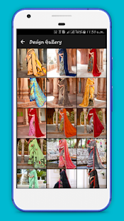 Casual Saree Designs 2017 - náhled