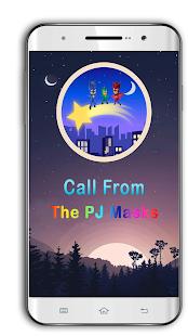 Call From PJ Masks - náhled