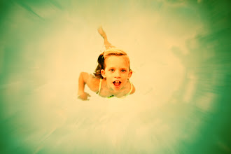 Photo: As She Swam -- Eureka, CA