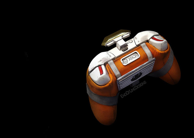 Tay cầm cho Xbox One - tác phẩm của End of Line Designs