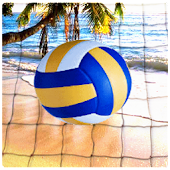 Volleyball Mobile Beach Game