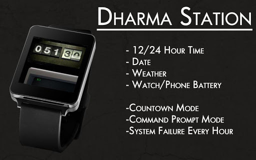 Dharma Station for Watchmaker