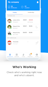 Oitchau – Time & Attendence 1.20.5.0 MOD + APK + DATA Download 2
