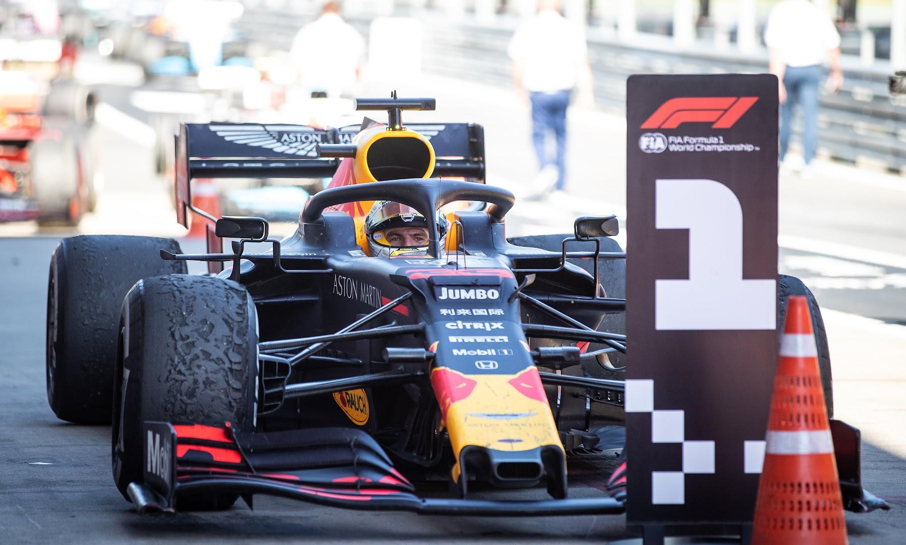 F1第9戦オーストリアGP(ホンダ編)