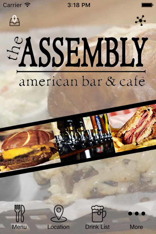 The Assembly American Bar- screenshot