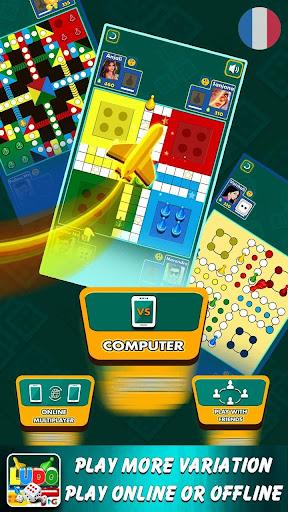 Ludo Game - Play with friends APK MOD – Pièces de Monnaie Illimitées (Astuce) screenshots hack proof 2