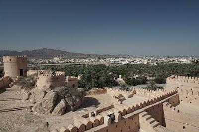 Festung in Nakhl