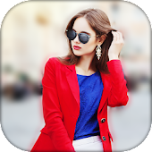 Blurtic - Auto Blur photo editor HD 2017